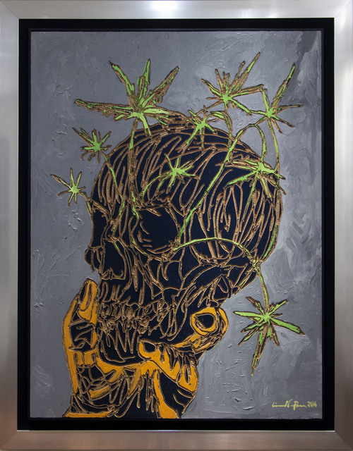, 'La muerte y la marihuana,' 2018, Flux//Zone