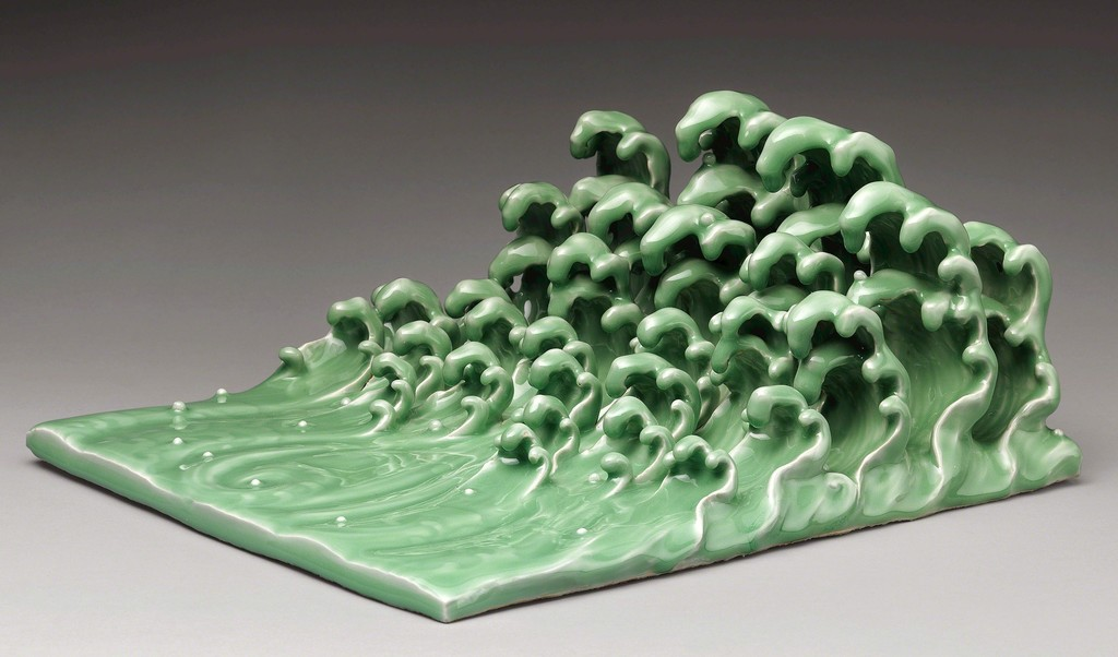 Ai Weiwei The Wave 浪 2005 Artsy