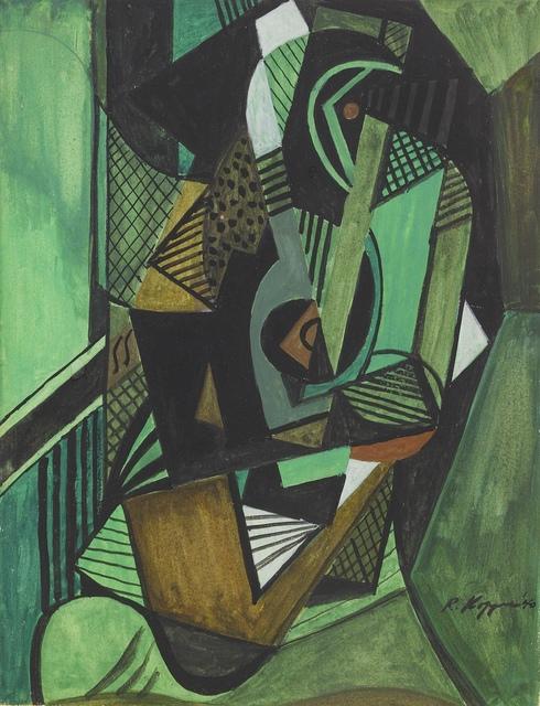 , 'Untitled,' 1940, Vallarino Fine Art