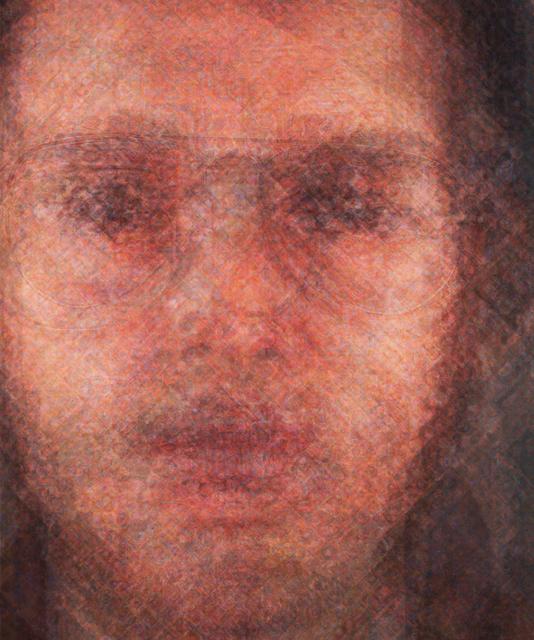 , 'Chuck Close,' 2014, G. Gibson Gallery
