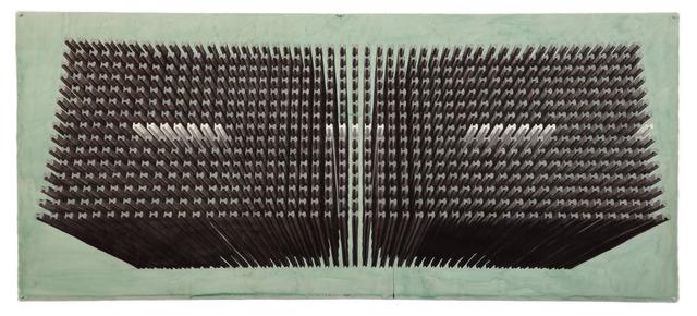 , '735 Railes de punta,' 2010, Ivorypress
