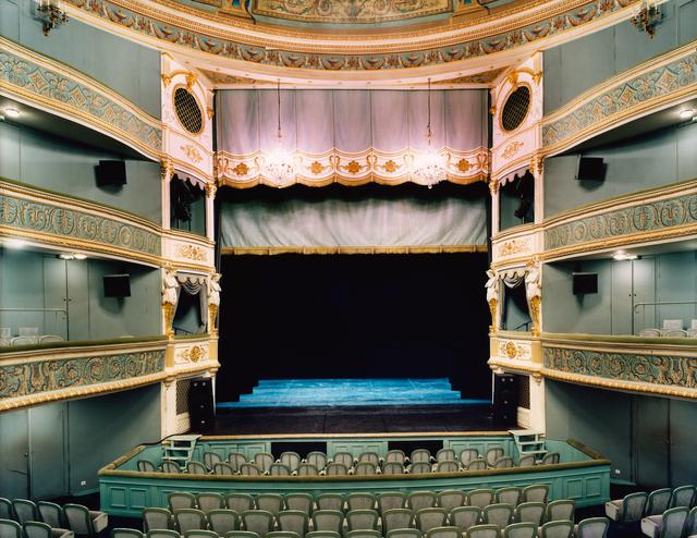 , 'Théâtre de Montansier Versailles II,' 2007, Matthew Liu Fine Arts