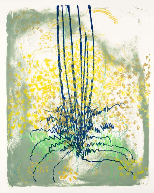, 'wald X(D)VIII,' 2019, galerie burster
