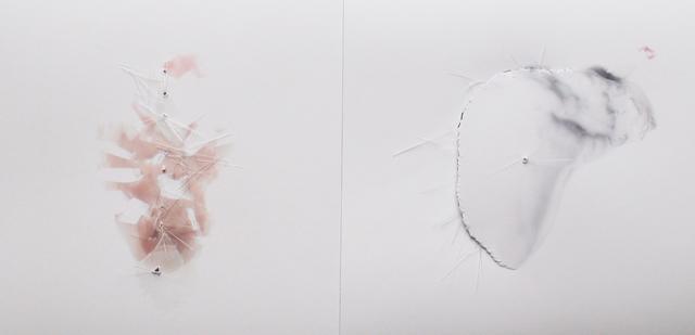 , 'Corazones Desnudos (Cabello de angel),' 2014, Officine dell'Immagine