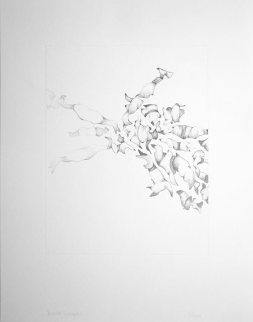 , 'Distorted reality, 2,' 2016, Nicole Longnecker Gallery