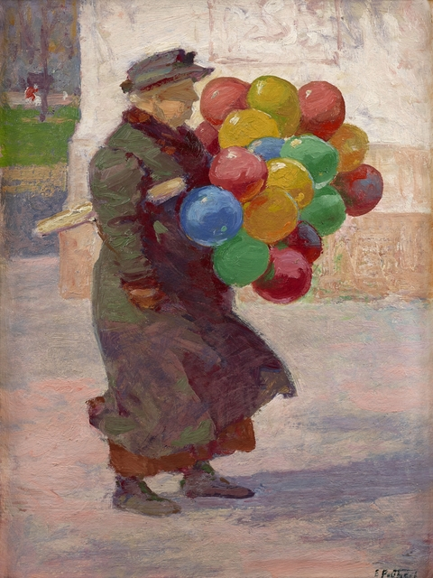 , 'Toy Balloons,' 1912-1915, Debra Force Fine Art