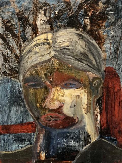 Gideon Appah, 'Adjoa', 2019, Gallery 1957