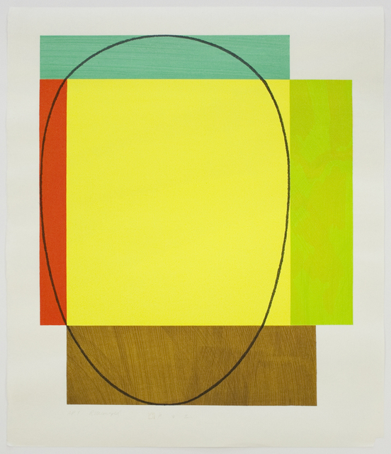 , 'Five Color Frame,' 1985, Senior & Shopmaker Gallery
