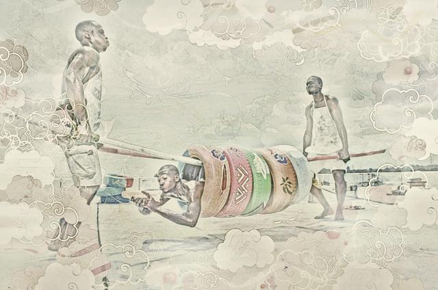 , 'Puneu Puneu #1,' 2012, Galerie Cécile Fakhoury - Abidjan
