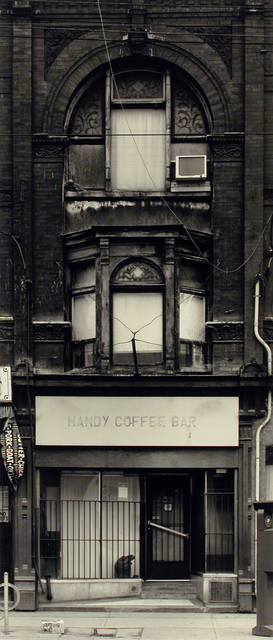 , 'Handy Coffee Bar, Queen St. E, Toronto,' 2002, Stephen Bulger Gallery