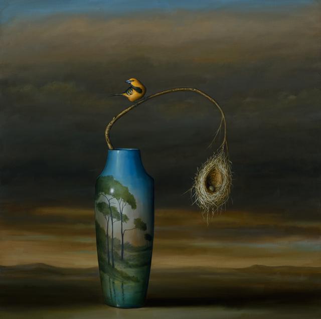 , 'Vase and Nest,' 2017, Lisa Sette Gallery