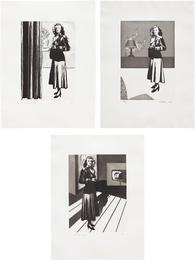 Patricia Knight I; II; and III