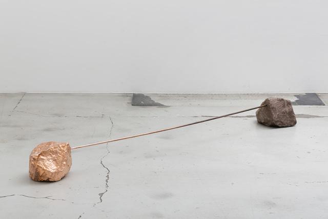 , 'Übergabe von Eigenschaften (Transfer of properties),' 2014, Galleri Nicolai Wallner