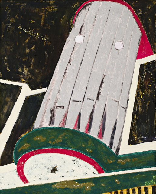 , 'Every instrument has different anxieties,' 2015, Galerie Eva Meyer
