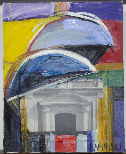 , 'Arches,' 2016, Walter Wickiser Gallery