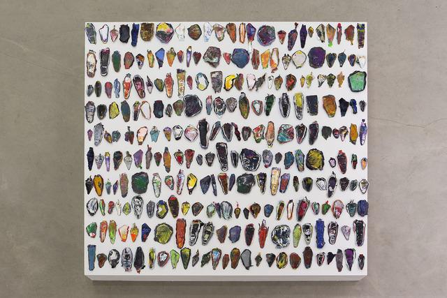 , 'Arrowheads,' 2014, Sultana