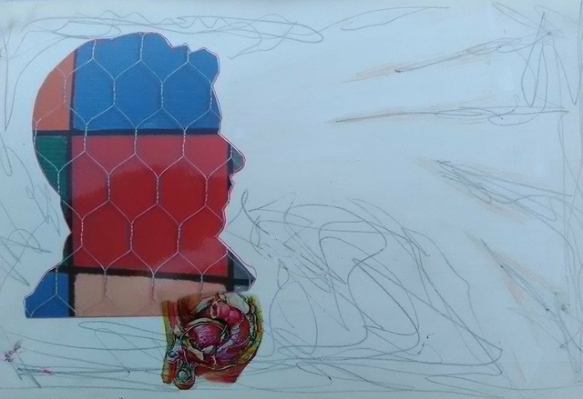 , 'Recortado,' 2017, Undercurrent Projects