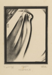 Alberto Martini, 'Beatrice,' ca. 1922, Forum Auctions: Editions and Works on Paper (March 2017)