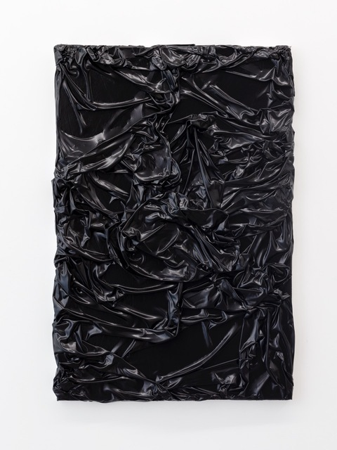 Huseyin Sami, 'Untitled (Black on Black)', 2019, Sarah Cottier Gallery