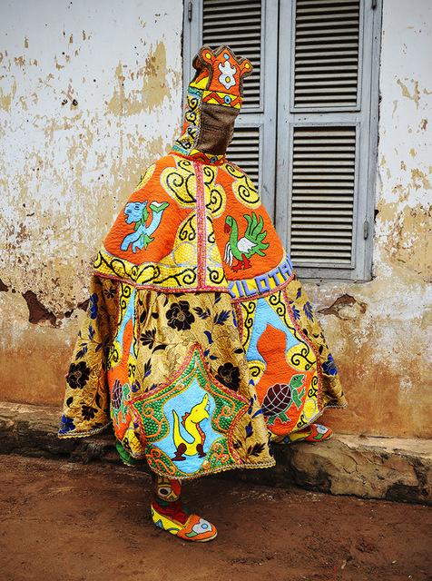 , 'Egoungoun - Adé I,' 2017, SMAC