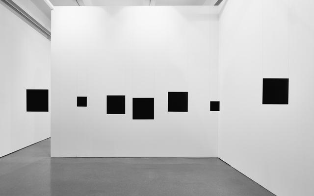 , 'cluster,' 2016, Edition & Galerie Hoffmann