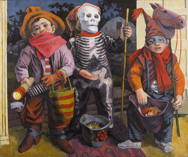, 'Trick or Treat,' , Childs Gallery