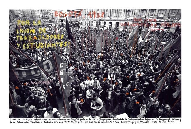, 'Bogotá, 1968,' 2015, Henrique Faria Fine Art