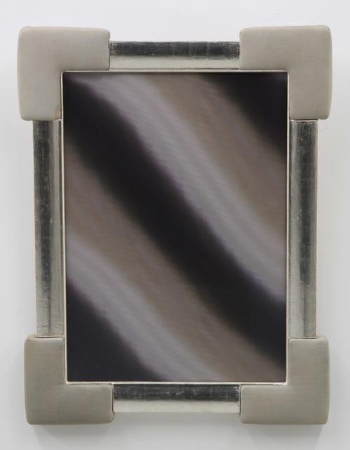 , 'Grey Monochrome (3D),' 2007, Galerija Gregor Podnar