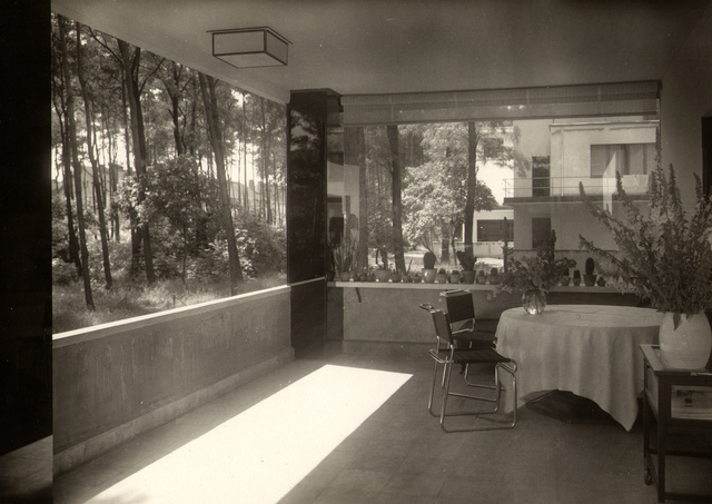 Walter Gropius, 'Masters' House Interior', 1926-1932, Black Mountain College Museum and Arts Center