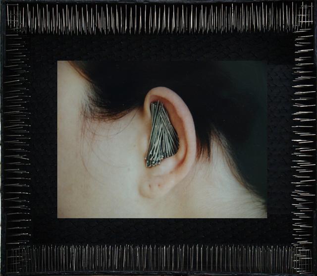 , 'Oidos que no quieren oir,' 2004-2008, Diana Lowenstein Gallery