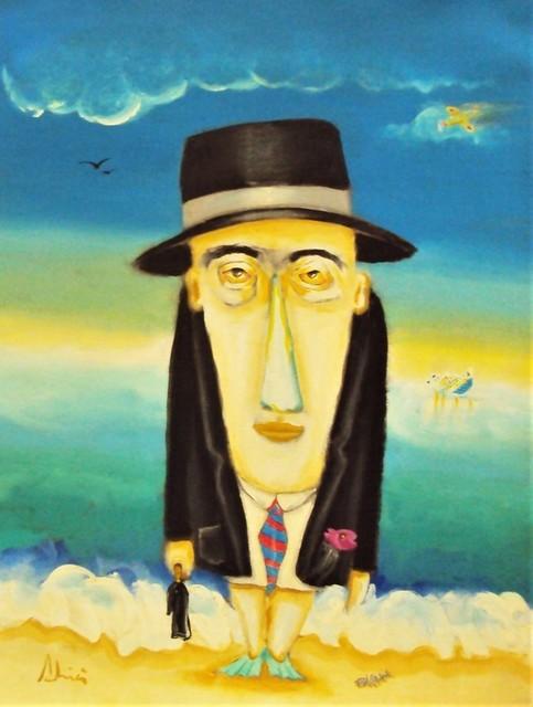 Manuel Adria, 'Crucero del Amor', Galleria Dante