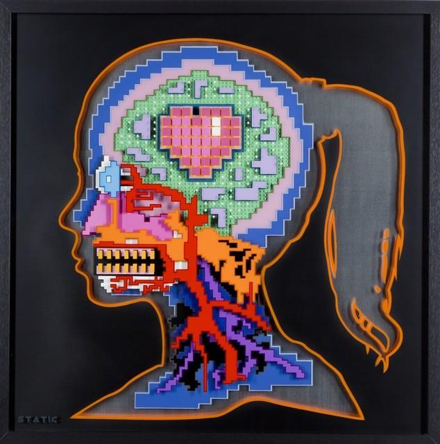 , 'Pre-Programmed Part II,' 2016, Lawrence Alkin Gallery