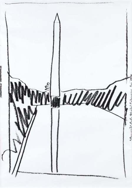 Andy Warhol, 'Washington Monument', 1974, Wallector