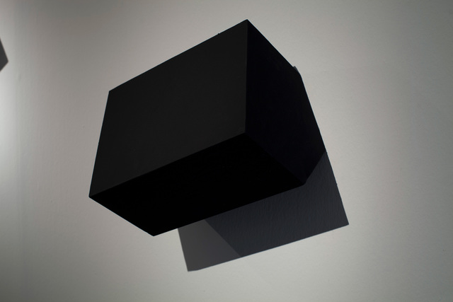 , 'Black House I,' 2014, Goodman Gallery