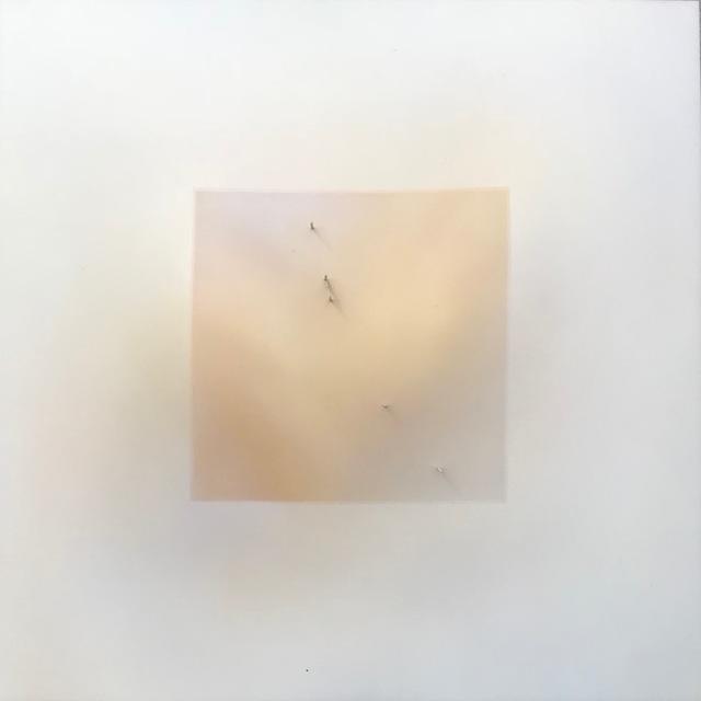 Sam Richardson, 'Five Poles in Desert ', 1975, inde/jacobs