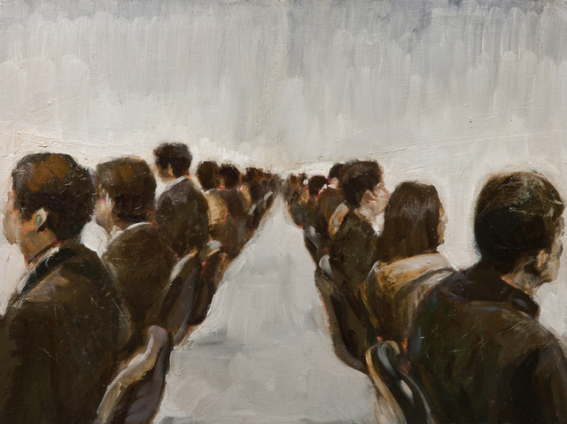 , 'Waiting II,' 2013, Slete Gallery