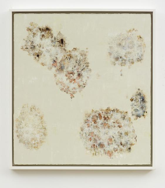 , 'White Press,' 2013, Diane Rosenstein