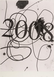 Christopher Wool, '2008,' 2008, Forum Auctions: Editions and Works on Paper (March 2017)