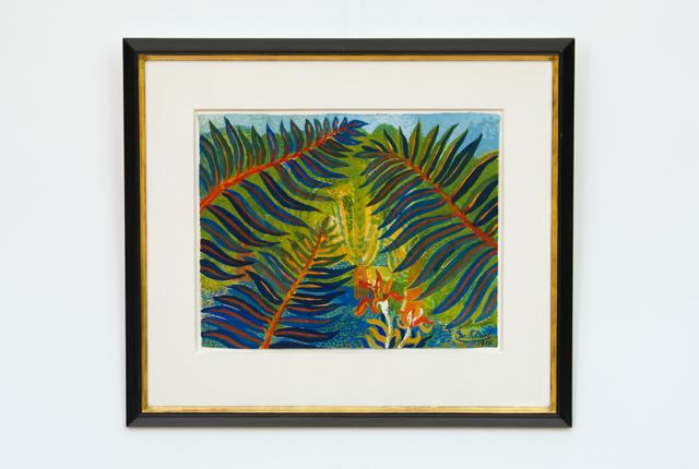 , 'Farne (Ferns),' 1939, Hagemeier