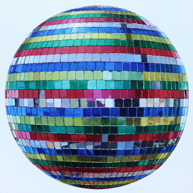 Richard Combes, 'Rainbow Disco Ball', 2019, Gallery Henoch