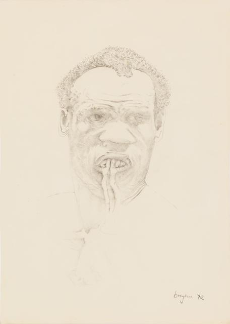 , 'The boxer,' 1972, Stevenson