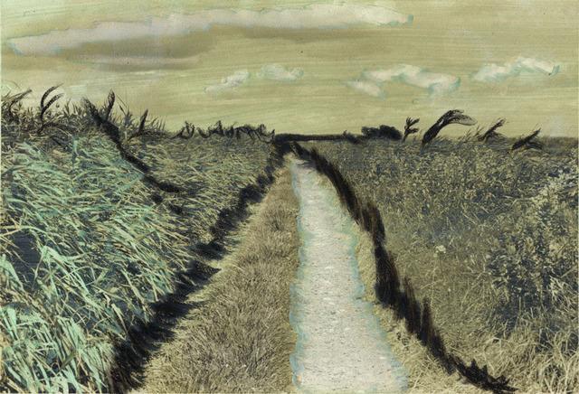 ", '""Uneven Road"", Ile Saint Lucie 1,' 2014, Galerie Pixi - Marie Victoire Poliakoff"
