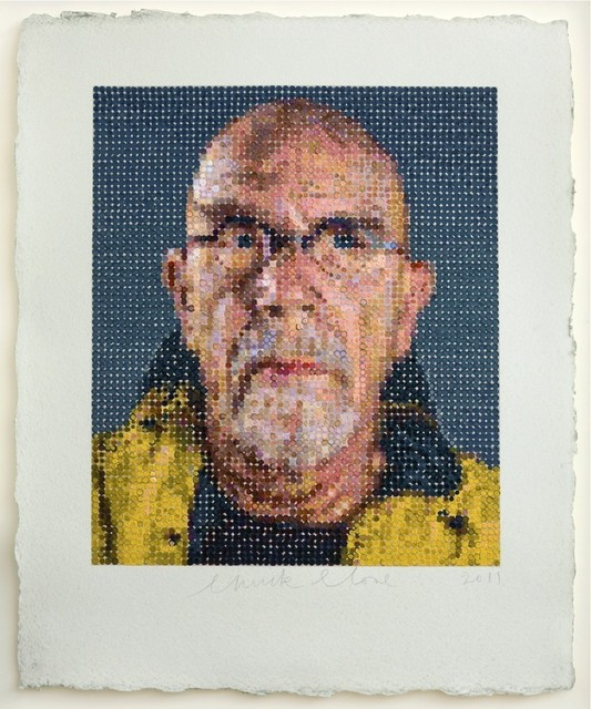 , 'Self-Portrait,' 2012, Contessa Gallery