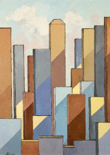 , 'Shape Shadows,' 1934, D. Wigmore Fine Art