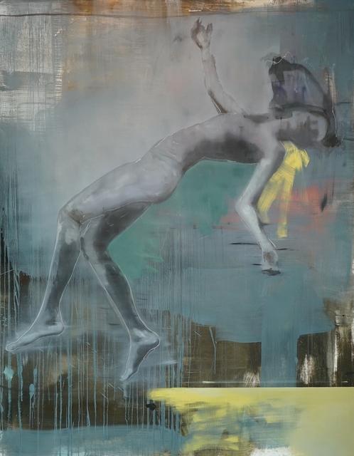 , 'Schwebende,' 2016, Galerie Schimming