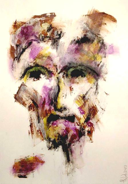 Phil, 'Ph 2018-02', 2018, Galerie Libre Est L'Art