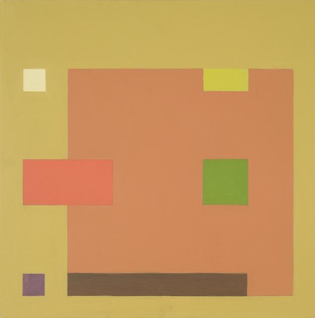 , 'Z+L,' 1960, Matteo Lampertico