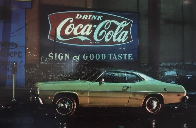 , 'Sign of Good Taste Duster, Plymouth Duster Hoboken, NJ,' 1975, Jackson Fine Art