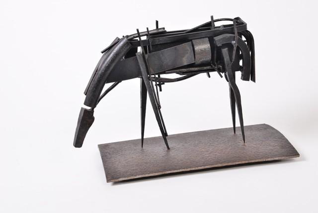 , 'Grazing Horse,' 2018, Margaret River Art Gallery