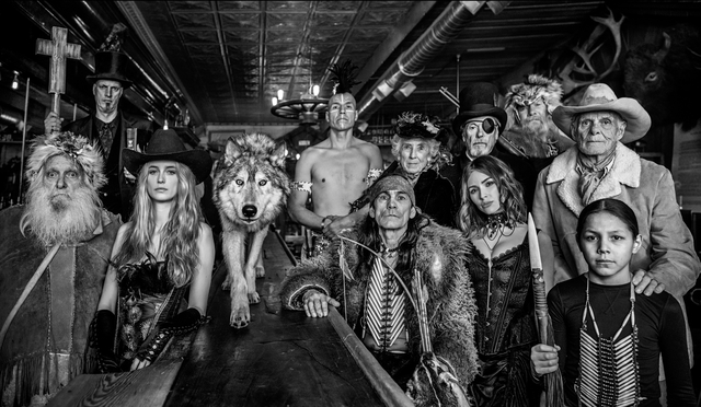 David Yarrow, 'Last Chance Saloon', 2019, Isabella Garrucho Fine Art
